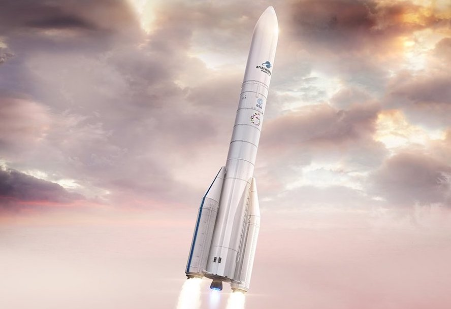 Arianespace says full Ariane 6 production held up by missing government contracts