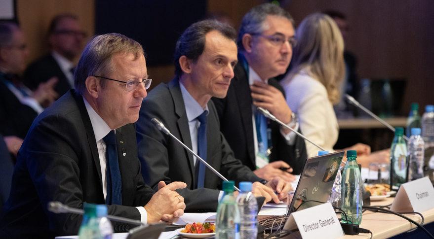 Jan Woerner 2018 ESA