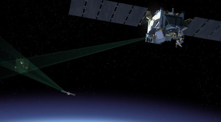Space Tracking and Surveillance System. Credit: Northrop Grumman
