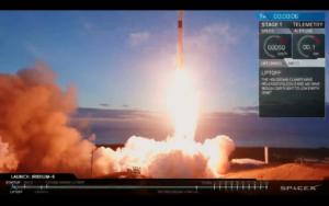 SpaceX completes Iridium Next