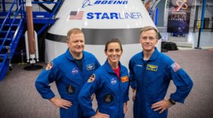 NASA changes crew for Boeing commercial crew test flight