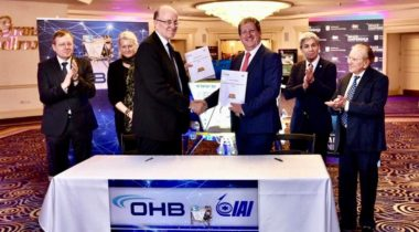 OHB IAI agreement