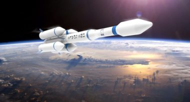 An OS-M series rocket illustration from China's OneSpace webpages. Credit: OneSpace