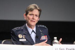 Retired Air Force Gen. Ellen Pawlikowski