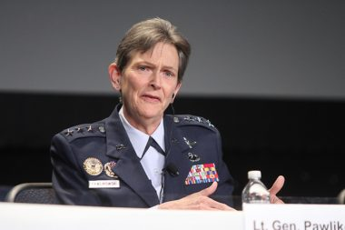 Retired Air Force Gen. Ellen Pawlikowski