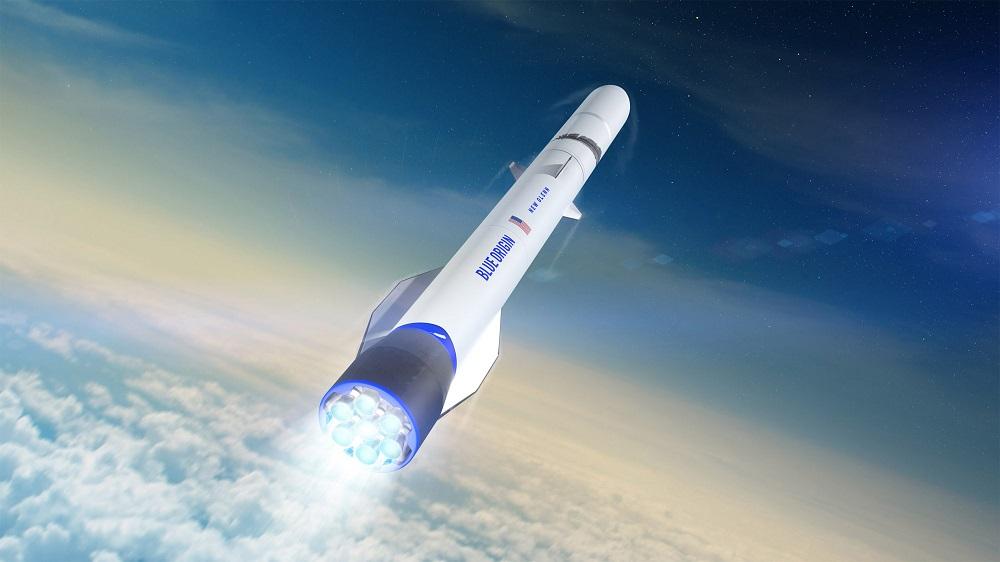 A Blue Origin e a ULA estão tentando intervir no processo secreto da SpaceX contra o governo