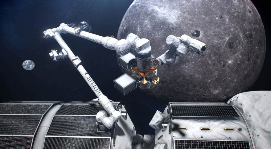 MDA to build robotic arm for lunar Gateway