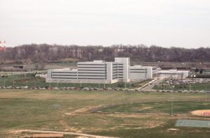 Defense Intelligence Agency headquarters at Joint Base Anacostia-Bolling in Washington, D.C.  Credit: DIA