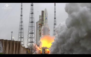 Ariane 5 Arianespace VA247