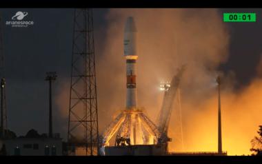 Arianespace Soyuz OneWeb F6