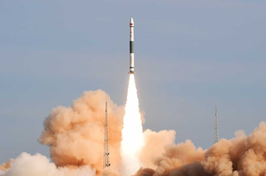 Chinese commercial rocket sells for $5.6 million in April Fool's auction