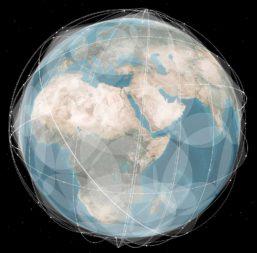 Swarm hopes to have 150 SpaceBee satellites in orbit by mid-2020. Credit: Swarm