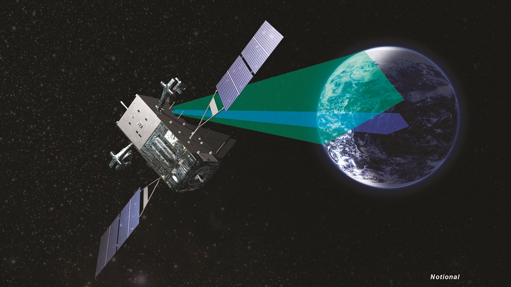 Raytheon wins Air Force contract for ground system to process missile warning satellite data