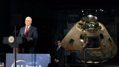 Pence speech Huntsville