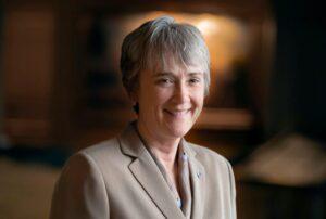 Air Force Secretary Heather Wilson. Credit: Keith Johnson