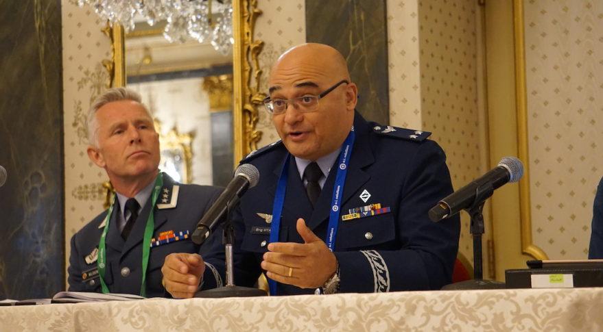 Brazilian Air Force José Vagner Vital