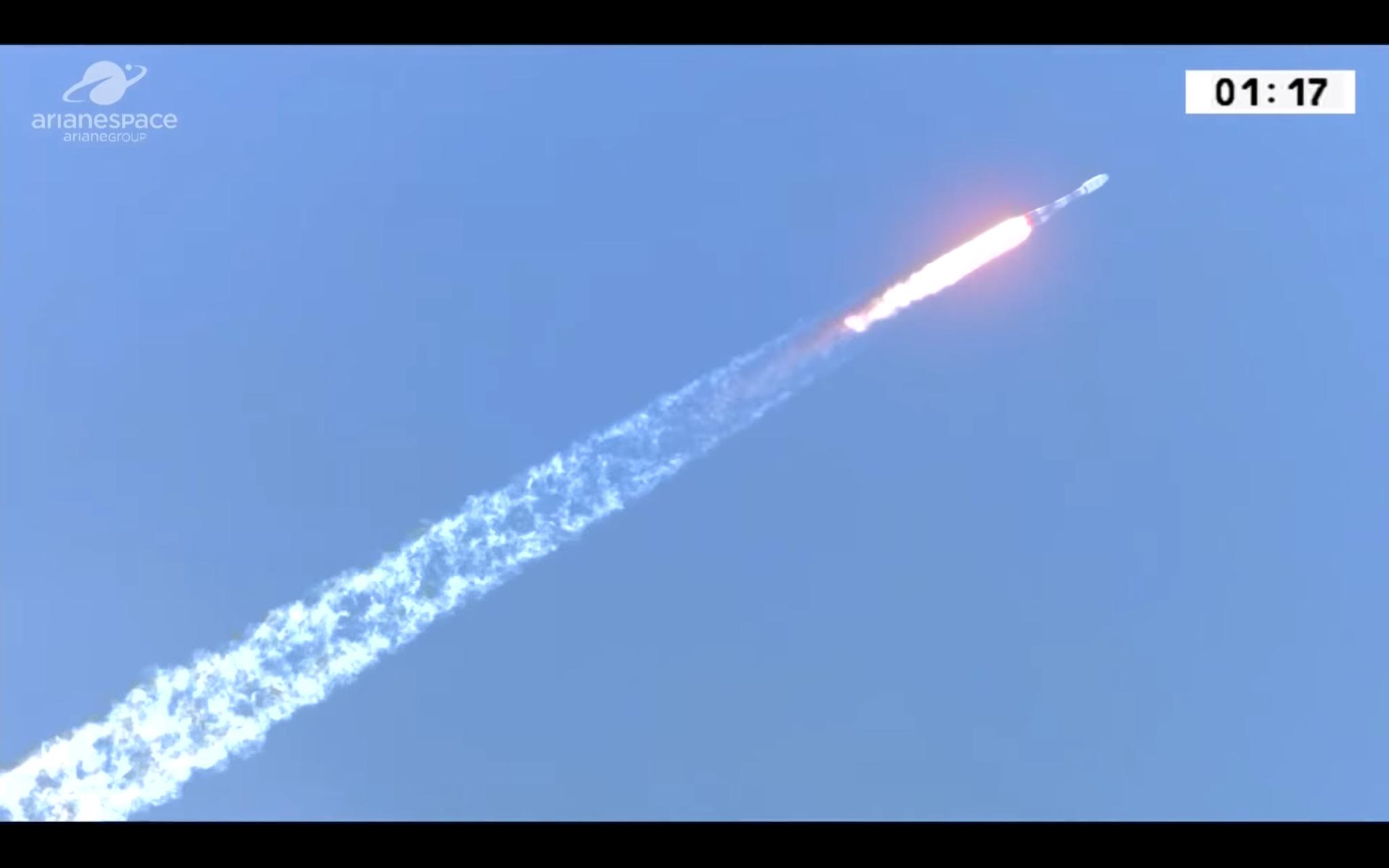 Soyuz O3b Arianespace SES VS22