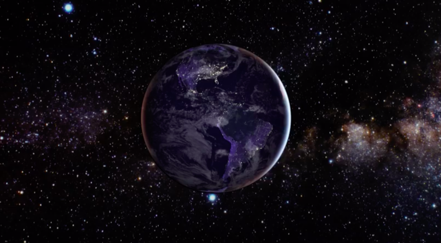 The Air Force's Combined Space Operations Center tracks 23,000 space objects. Credit: Air Force