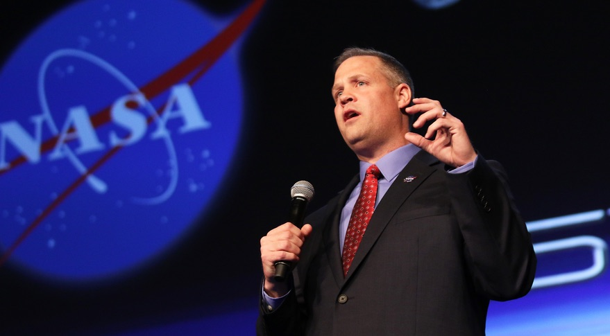 Bridenstine Space Symposium