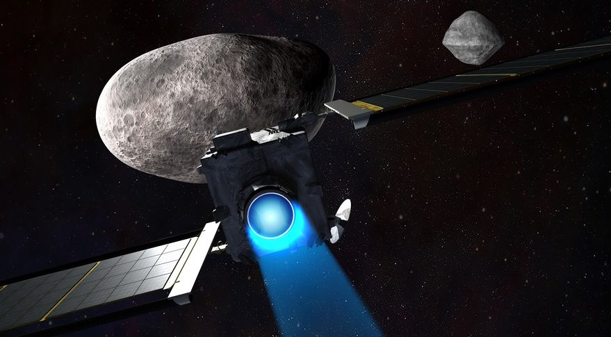 NASA Awards Launch Services Contract for Asteroid Redirect Test Mission