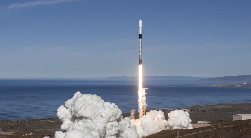 SSO-A Falcon 9 launch