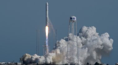 Antares Cygnus NG-11 launch