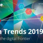 After ten years of producing an annual report on technology trends, Deloitte released a report focus on how the trends are affecting space programs and organizations. Credit: Deloitte