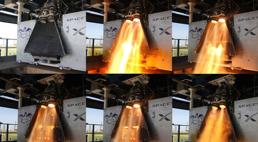 SpaceX suffers Crew Dragon engine test mishap