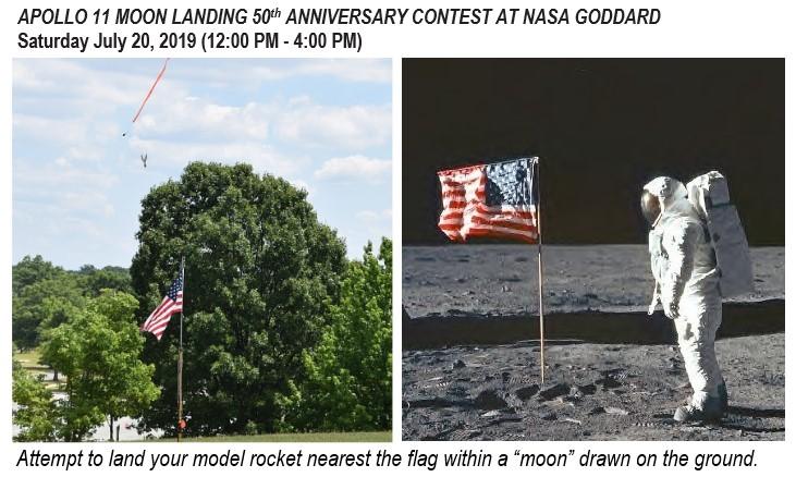 Apollo 11 Moon Landing 50th Anniversary Contest at NASA