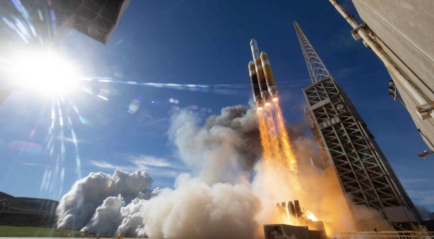 Air Force requests bids for space launch services, will