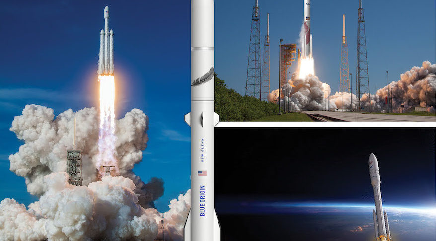 Crunch time: Rocket companies in all-out battle for Air Force