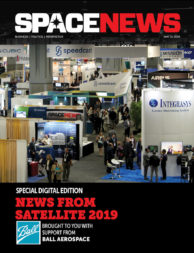News from Satellite 2019 cover