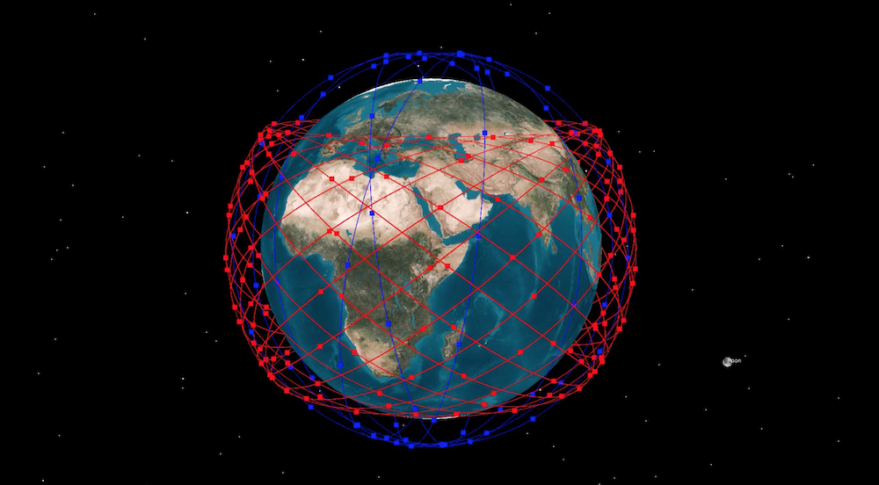 Telesat LEO Constellation