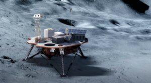 CLPS lander illustration
