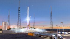 Relativity Terran 1 launch