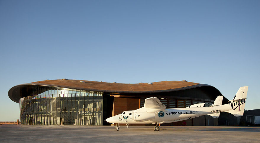 Virgin Galactic to work with NASA on private orbital spaceflight experiences
