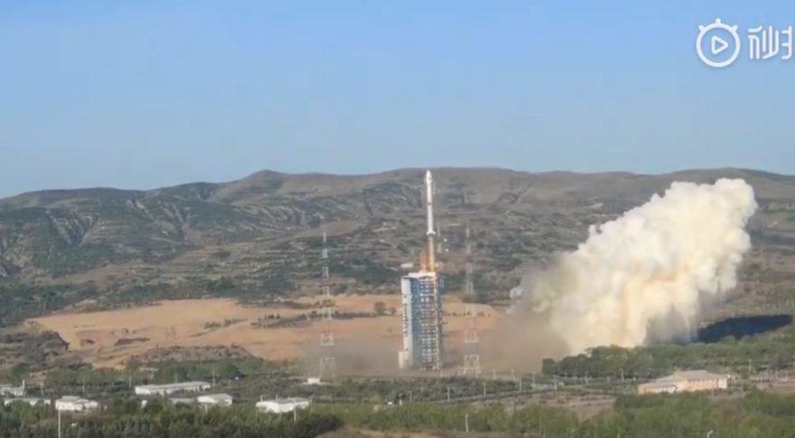 China suffers Long March 4 failure - SpaceNews com