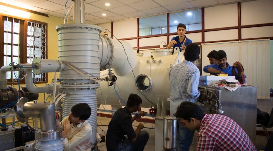 Indian startup Bellatrix Aerospace raises $3 million - SpaceNews com