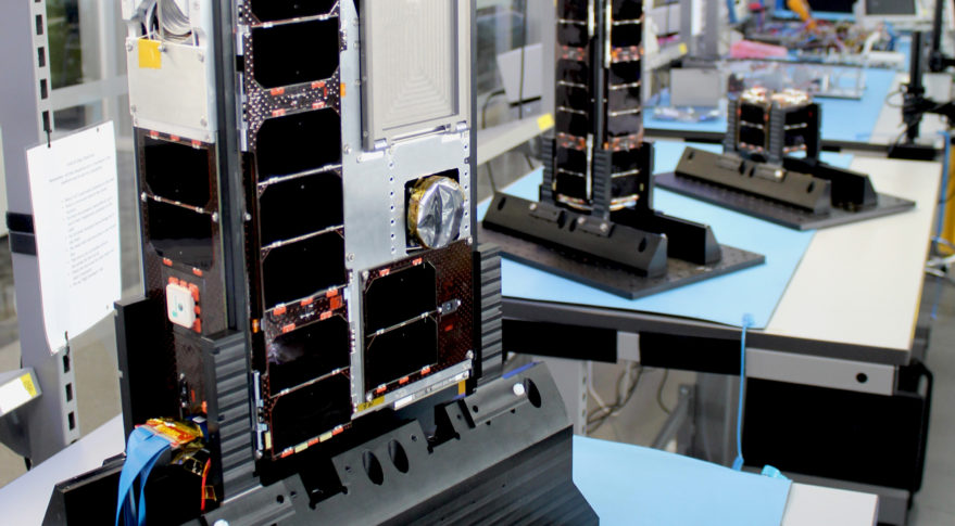 AAC Clyde Space to develop cubesats to offer array of services