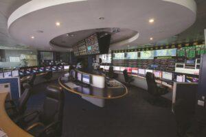 Inmarsat network operations center