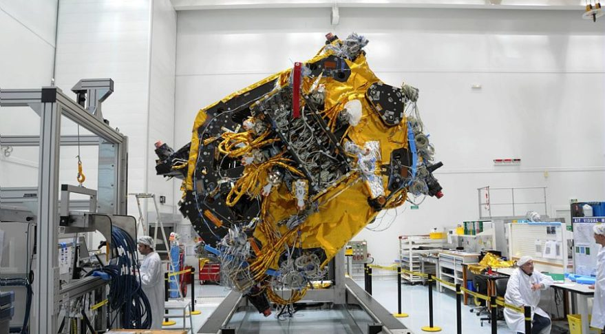 """Italy to increase space projects with """"mirror programs"""" of European  agencies - SpaceNews com"""