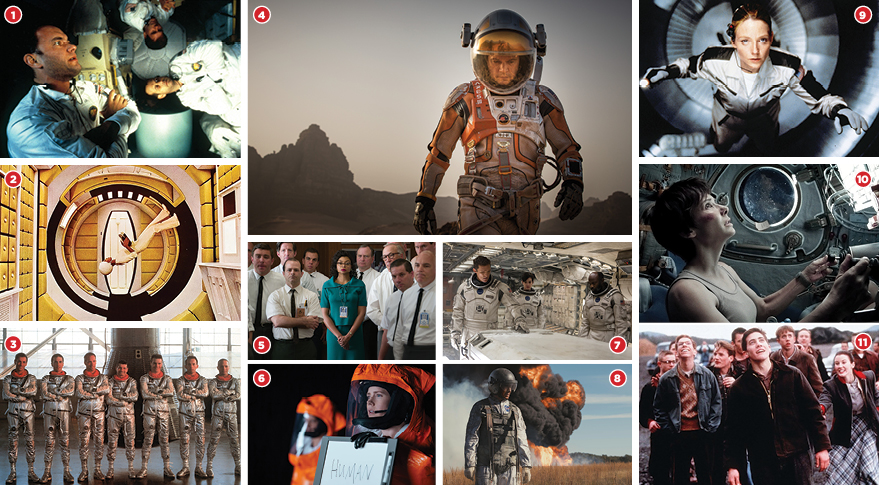 11 must-see space movies for anyone serious about space - SpaceNews com