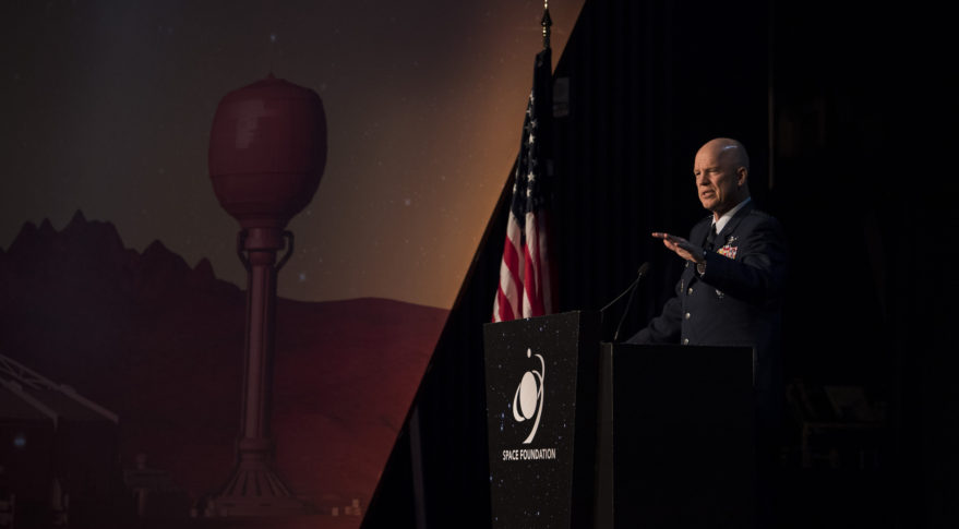 Space Force legislative talks at impasse over personnel issues, cost