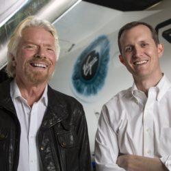Branson and Whitesides