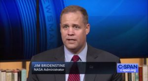 Bridenstine on C-SPAN
