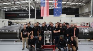 Rocket Lab hits engine production milestone as next Electron launch