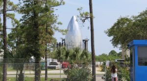 Starship in Florida
