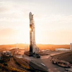 SpaceX Falcon 9 Radarsat