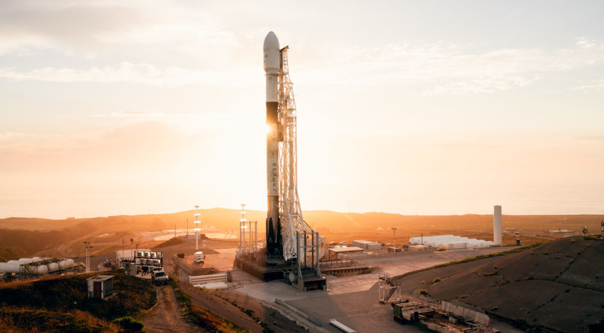 SpaceX Falcon 9 Radarsat