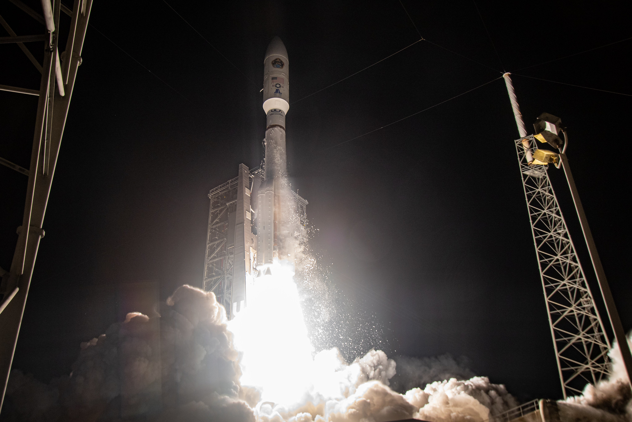 Air Force Cubesat Successfully Deployed From Atlas 5 Upper Stage